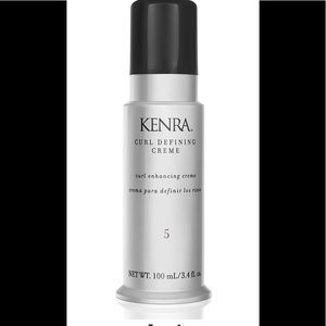 Kenra curl defining creme. Used once.
